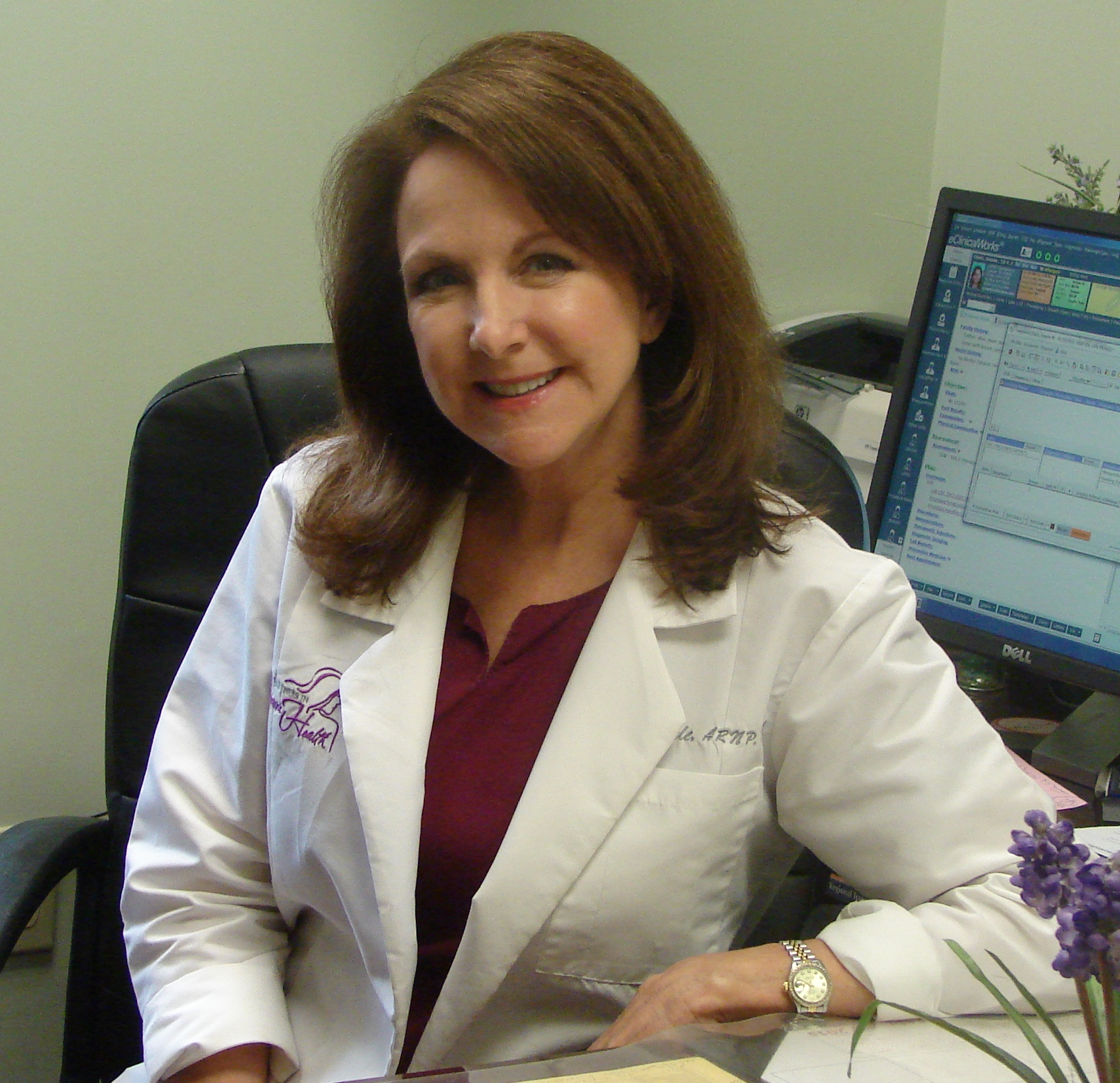 Partners In Women's Health's Ann Patrice Casale Earns Doctor of Nursing Practice (DNP) Degree